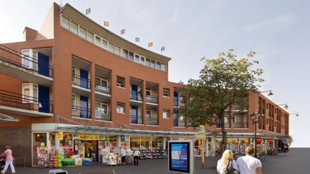 winkelcentrum heyhoef